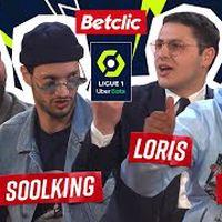 Kendji Girac x Soolking VS Loris x Heuss L'enfoiré   Betclic