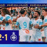 OM 2-1 ASSE l Le résumé complet de la victoire Olympienne ! 🔥
