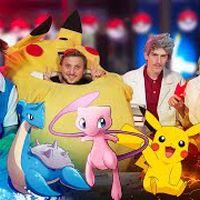 Qui connait le mieux Pokémon ? (on est très nuls mais qu'est-ce qu'on a ri)