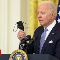 Covid19: Biden tells states to offer $100 vaccine incentive as cases rise