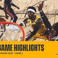 HIGHLIGHTS | Los Angeles Lakers vs Miami Heat
