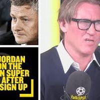 MUST LISTEN! Simon Jordan rant on the European Super League after 'big six' sign up