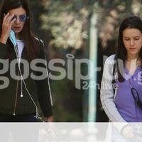 Λέχου – Ροζάκη: «Μετακίνηση 6» εν μέσω καραντίνας με look… αθλητικό!  Gossip