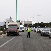 Περισσότερα από 60.000 οχήματα πέρασαν από τα διόδια Ελευσίνας και Αφιδνών το τελευταίο 24ωρο