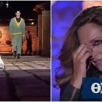 GNTM 4: Το διαδραστικό μάθημα της Κουλιανού, το «catwalk battle» και η συγκίνηση του top model των '90s  Δείτε βίντεο