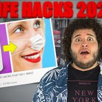 LIFE HACKS 2021 !   Manos