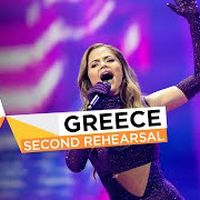 Stefania - Last Dance - Second Rehearsal - Greece 🇬🇷 - Eurovision 2021