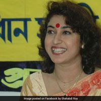 """I Am With Trinamool,"" ActorTurnedMP Ends Suspense"