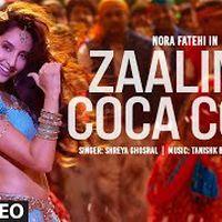 Zaalima Coca Cola Song   Nora Fatehi   Tanishk Bagchi   Shreya Ghoshal   Vayu