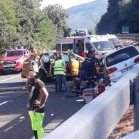 Schianto sull'A 15 ParmaLa Spezia: morti due giovani tedeschi