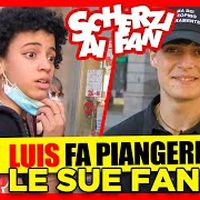 Luis fa Piangere una Sua Fan - [Scherzi ai Fan] - theShow feat. Luis Sal