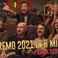 The Jackal - SANREMO 2021 in 8 minuti - Prima Serata