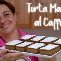 TORTA MAGICA AL CAFFÈ Ricetta Facile - Fatto in Casa da Benedetta