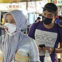 台湾でコロナ感染拡大 新たに207人確認、過去最多を更新  毎日新聞