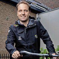 Merijn Zeeman (JumboVisma) kapot van uitsluiting in Tour
