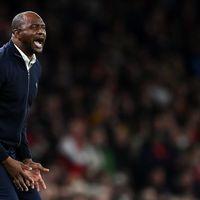 Clubicoon Vieira geeft met Crystal Palace zege uit handen bij Arsenal