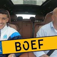 BOEF - Bij Andy in de auto! (English subtitles)