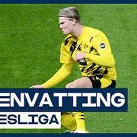 Golden Boy Erling Haaland zorgt voor spektakel | Samenvatting Hertha BSC - Borussia Dortmund