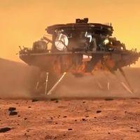 China conseguiu aterrar o seu primeiro rover em Marte