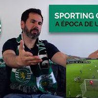 Sporting Campeão 2020/2021 - A época de um adepto sportinguista