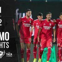 Highlights   Resumo: Trofense 1-2 Benfica (Taça de Portugal 21/22)