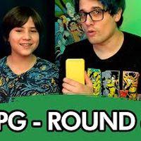 RPG EM UM MINUTO NO ROUND 6 - CANAL DO CLEPTON