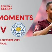 Chelsea v Leicester City   Key Moments   Final   Emirates FA Cup 2020-21
