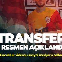 SON DAKİKA: Galatasaray 7. transferini resmen açıkladı! Fatih Terim çok istedi Berkan Kutlu imzayı attı