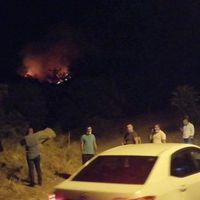 SON DAKİKA: Bir yangın daha çıktı! Manisa Soma'da yangın