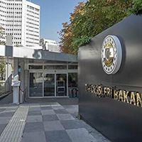 Osman Kavala'ya özgürlük çağrısında bulunan 10 ülkenin Ankara'daki büyükelçileri Dışişleri Bakanlığı'na çağ...