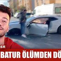 Enes Batur ölümden döndü!