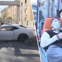 Youtuber Enes Batur trafik kazası geçirdi!
