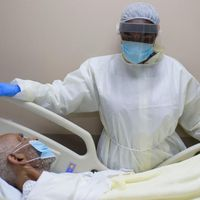 California, Florida and Texas report highest daily coronavirus death tolls