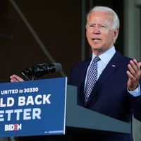 Biden says investors 'don't need me,' calls for end of 'era of shareholder capitalism'