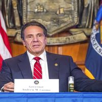 Gov. Cuomo brutally mocked by columnist for accepting Emmy award: 'He was fantastic on television'