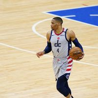 Shams: Russell Westbrook Traded to Lakers; Wizards Get Kuzma, Harrell, More