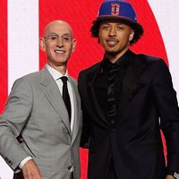 Detroit Pistons take Cade Cunningham with No. 1 overall pick in NBA draft; Jalen Suggs ends up with Orlando Magic