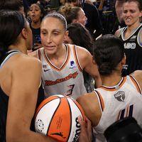 Diana Taurasi says 'magic slipped away' from Phoenix Mercury in WNBA Finals loss