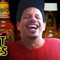 Eric Andre Enters a Fugue State While Eating Spicy Wings   Hot Ones