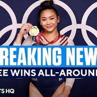 Team USA's Suni Lee Wins Gold in the Gymnastics All-Around   CBS Sports HQ