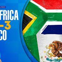 Sudáfrica vs México 0-3   Fútbol Masculino   Tokyo 2020   Telemundo Deportes