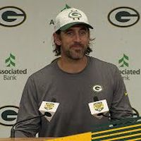 Packers QB Aaron Rodgers   2021 Training Camp   Full Press Conference