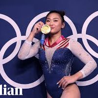 'There was a lot of time I wanted to quit': Sunisa Lee on winning gymnastics all-around gold