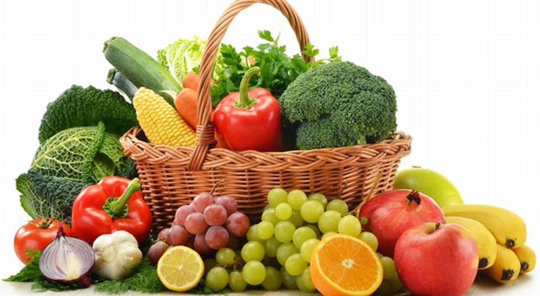 Dùng điều hòa dự trữ rau quả