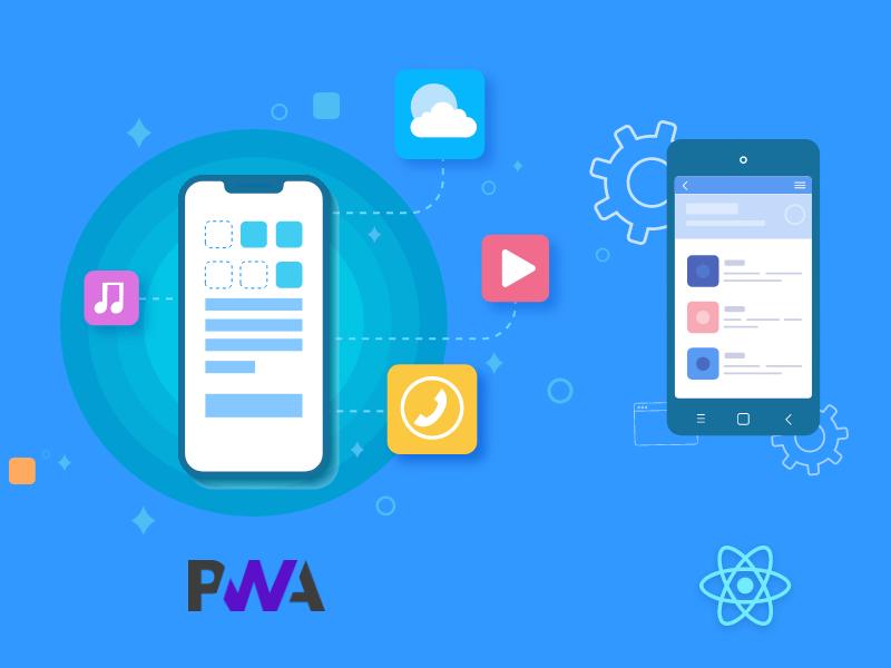 PWA được hiểu là các trang web có giao diện và hoạt động giống như một ứng dụng di động gốc