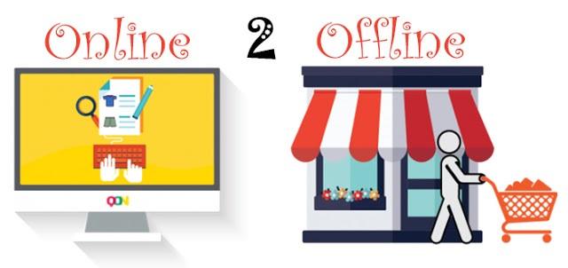 Mô hình O2O có thể thu hút khách hàng đến cửa hàng của doanh nghiệp.