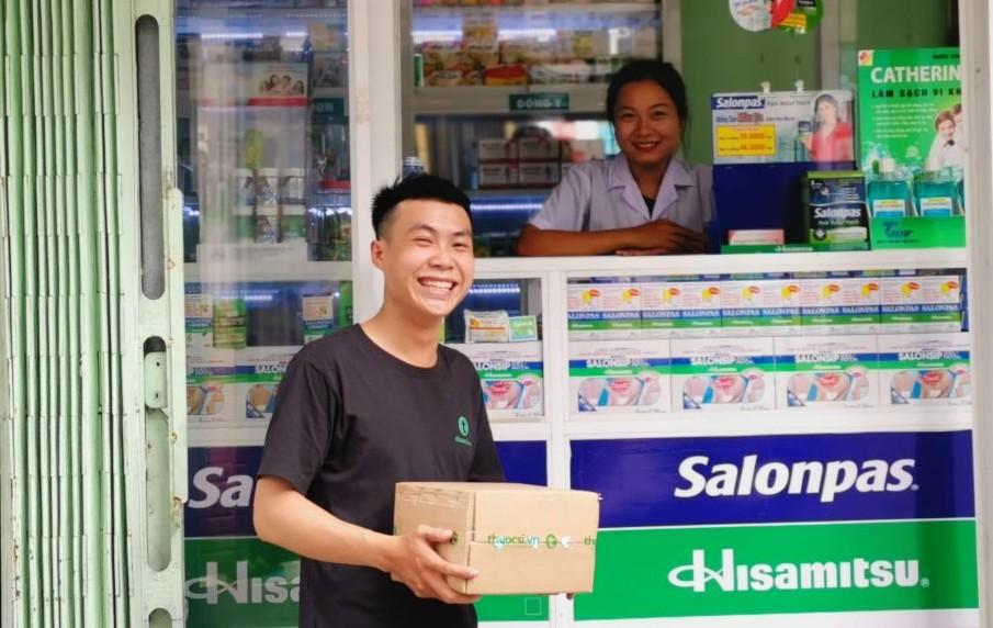 Thuocsi.vn đã hợp tác với 7.000 nhà thuốc và 200 nhà sản xuất.