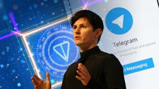 Pavel Durov luôn thờ ơ với những cáo buộc về việc Telegram ăn cắp nội dung từ các website khác.
