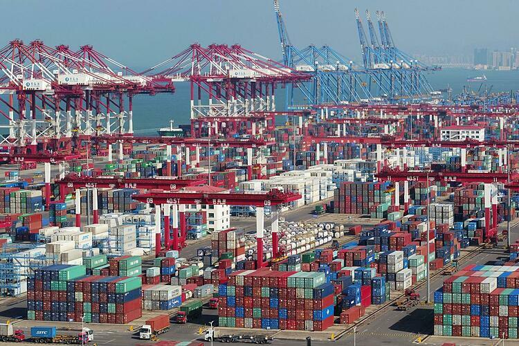 Kẹt cảng, khủng hoảng chuỗi cung ứng.