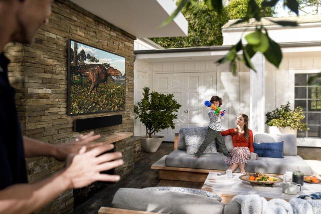 TV The Terrace là minh chứng cho tiên phong không ngừng đổi mới của Samsung
